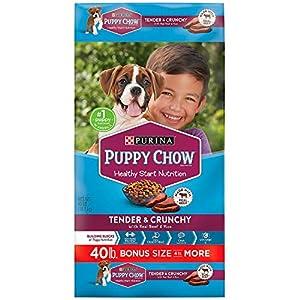 Purina Puppy Chow Tender & Crunchy Dry Dog Food (40 lb.) 60