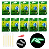 THKFISH Fishing Glow Sticks for Fishing Floats Glow Sticks Night Fishing Light Fishing