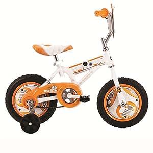 Amazon.com : 12'' Huffy Star Wars Boys' Bike, Orange/White