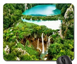 wild falls Mouse Pad, Mousepad (Waterfalls Mouse Pad)