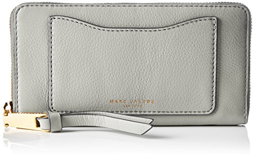 Recruit Standard Continental Wallet Wallet, DOVE, One Size by Marc Jacobs