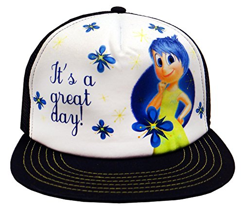 Disney Inside Out Its A Great Day Snapback Gorra