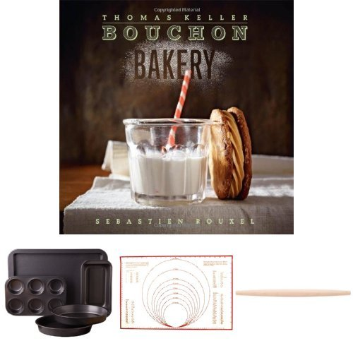Bouchon Bakery and Baking Tools Bundle by Ateco
