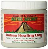 Beauty : Aztec Secret Indian Healing Clay Deep Pore Cleansing, 1 Pound