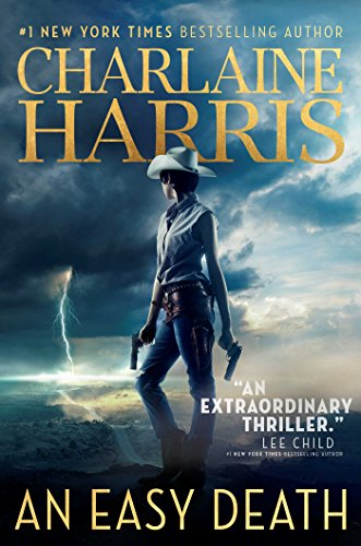 Book cover from An Easy Death (Gunnie Rose) by Charlaine Harris