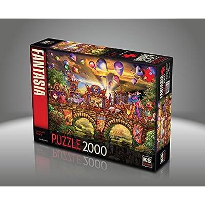 Sk Jigsaw Puzzle 2000 Pieces Ciro Marchetti Carnival Parade