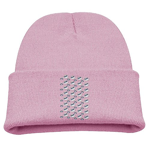 KYSK Tea Is The Most Common Drink Children's Soft Fashion Warm Hat Hedging - Hat Common Most Size