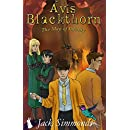 Avis Blackthorn: The Map of Infinity (The Wizard Magic School Series, Book 3)