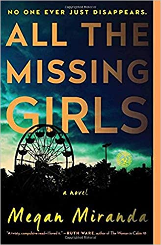 Image result for all the missing girls book
