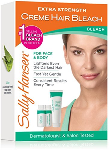 Sally Hansen Extra Strength Creme Hair Bleach, 1 kit (Pack of 7)