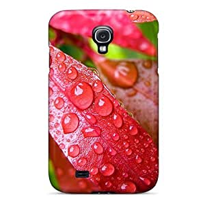 Anti-scratch And Shatterproof Mist On Leaf Phone For Case Samsung Galaxy S5 Cover High Quality PC Case