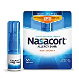 Nasacort Allergy 24 Hour Nasal Spray, 60 Sprays