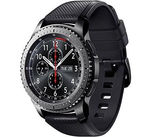 Samsung Gear S3 R760 Frontier Smart Watch - Korean Version No Warranty in the US