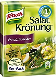 Knorr Salatkroenung French Style