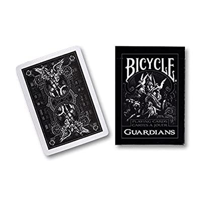 Bicycle Playing Card Bundle - Guardians & Archangels Playing Cards: Sports & Outdoors
