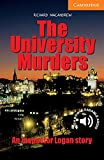 img - for The University Murders Level 4 (Cambridge English Readers) book / textbook / text book