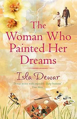 book cover of The Woman Who Painted Her Dreams