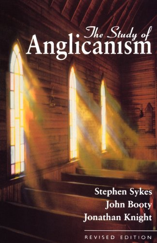 The Study Of Anglicanism