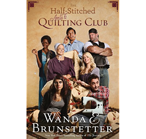 The Half Stitched Amish Quilting Club Kindle Edition By Brunstetter Wanda E Religion Spirituality Kindle Ebooks Amazon Com