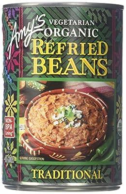 Amy's Organic Refried Beans - 15.4 oz