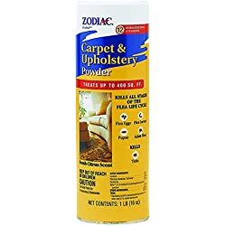 Wellmark #28000 16OZ Flea Carpet Powder