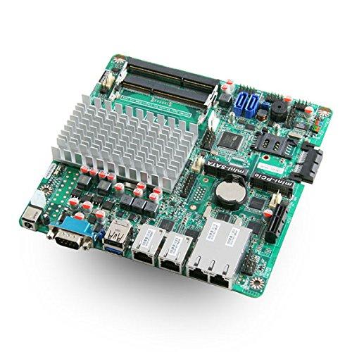 Jetway NF9HG-2930 Thin mini-ITX Network - Jetway Motherboard Mini Itx