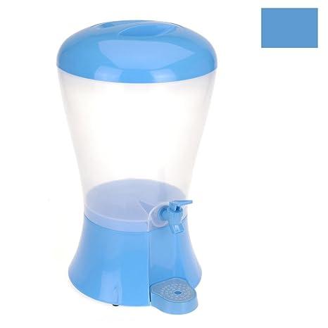 Jarra de plástico dispensador de bebidas Cocktail Bar bebida fría de hielo de la bebida 10