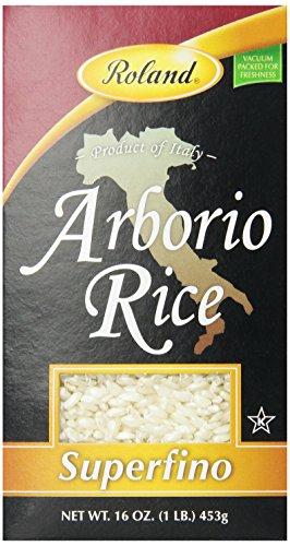 Roland Foods Arborio Rice, Superfino, 16 Ounce (Pack of 10)