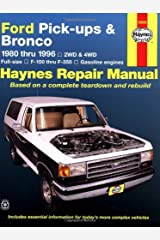 Ford Pickup & Bronco '80'96 Paperback