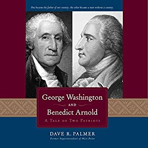 George Washington and Benedict Arnold Audiobook