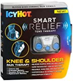 Icy Hot Smart Relief Tens Therapy Knee & Shoulder, Pack of 4