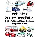 English-Czech Vehicles Children's Bilingual Picture Dictionary (FreeBilingualBooks.com)