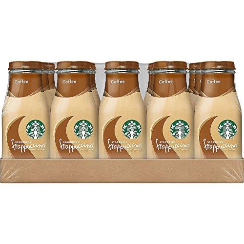 Starbucks Frappuccino Coffee Drink 9.5 oz Glass Bottles (15-Pack) (Coffee)