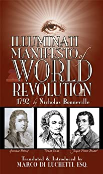 Illuminati Manifesto of World Revolution (1792) by [Bonneville, Nicholas]