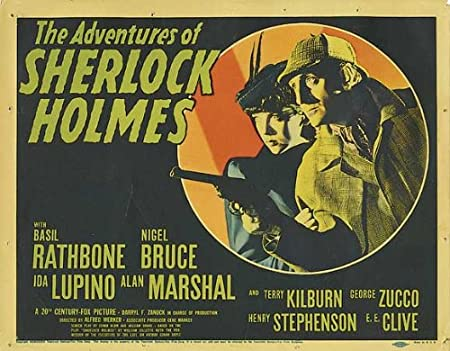 The Adventures of Sherlock Holmes Póster Movie Póster (11 x 17 inches – 28 cm x 44 cm) (1939) D: Amazon.es: Juguetes y juegos