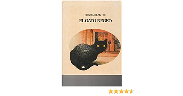 Gato Negro, El (Spanish Edition): Edgar Allan Poe: 9788426430489: Amazon.com: Books