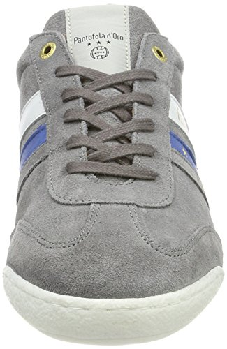 Herren Enorme Gouden Muiltje Suede Man Lage Sneakers Grau (grijs Violet)
