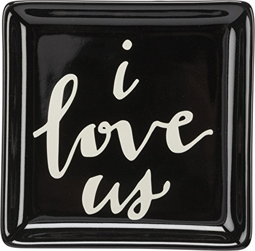Trinket Jewelry Tray Quote Love product image
