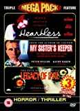 Heartless/My Sister's Keeper/Legacy of Evil [Import anglais]