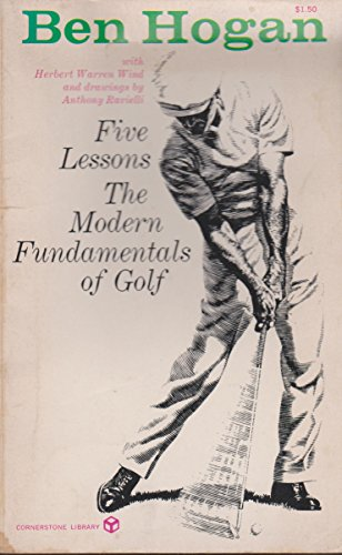 Five Lessons The Modern Fundementals of Golf (Five Lessons The Modern Fundamentals Of Golf)