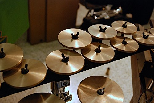 Home Comforts LAMINATED POSTER Percussion Instrument Crotales Poster