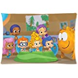 "Bubble Guppies Pillowcase Standard Size 20""x30"" PWC1017"