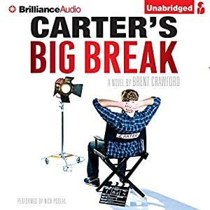 Carter's Big Break Audiobook
