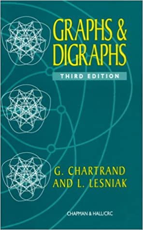 Graphs And Digraphs 5th Edition Pdf