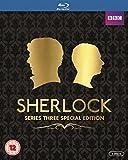 Sherlock: Series 3 (Special Edition) [Blu-ray] [2014]