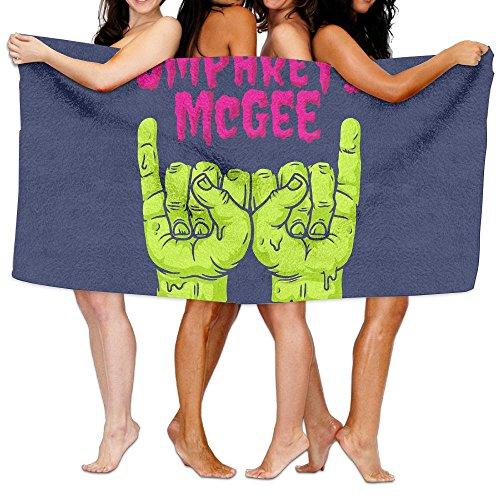 Uolongqul Umphrey's Mcgee Hands Bath Towel Colorful Beach/Bath/Pool Towel 51.2