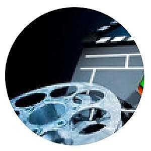 alfombrilla de ratón Cine - ronda - 20cm