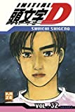 Initial D, Tome 32 : by Sh??ichi Shigeno (2016-01-27)