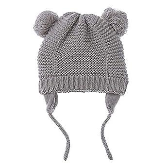 b747c51ee495b6 Alexsix Newborn Kids Sherpa Earflaps Hat Kids Winter Hat Beanie Fuzzy  Peruvian Hat-Unisex at Amazon Men's Clothing store: