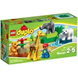 LEGO DUPLO Town 4962 Baby Zoo Building Set